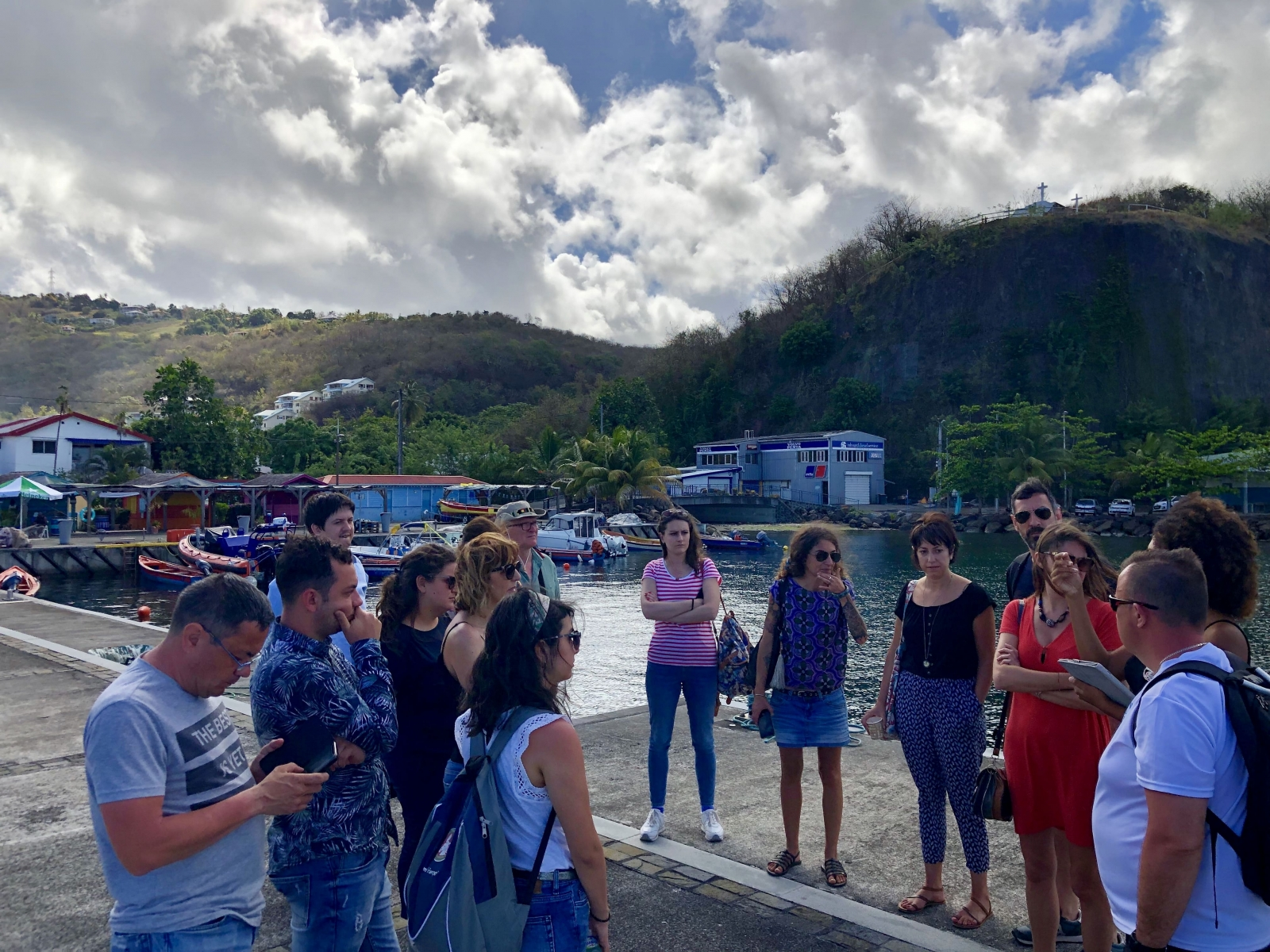 Martinique – 8/11 April 2019 – Kick Off Meeting